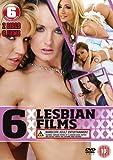 6 XXX Lesbian Films (6 Film, 2 DVD Set)