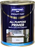 Johnstones Specialty Paints All Purpose Primer White 750ml