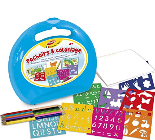 joustra-41534-mallette-ronde-pochoirs-coloriage