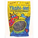Crazy Dog Train-Me Training Rewards for Dogs, Chicken, 4-Ounce