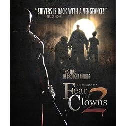 Fear Of Clowns 2 Blu Ray [Blu-ray]