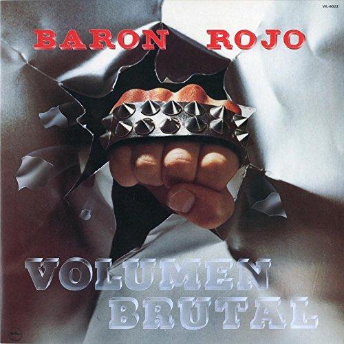 CD : BARON ROJO - Volumen Brutal