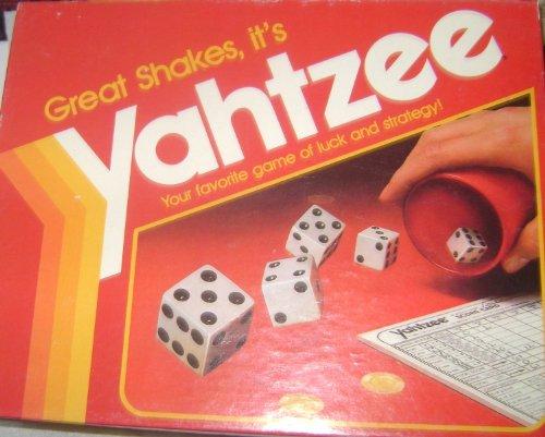 Yahtzee By Milton Bradley [1982] - 1