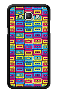 """Humor Gang Retro Tapes Printed Designer Mobile Back Cover For """"Samsung Galaxy A3"""" (3D, Glossy, Premium Quality Snap On Case)"""