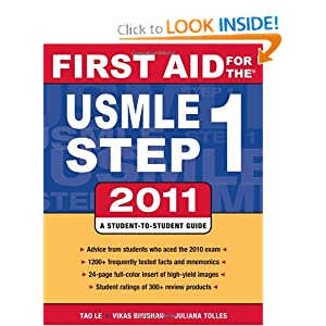 Downloads First Aid for the USMLE Step 1 2011 (First Aid USMLE) e-book
