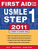 img - for First Aid for the USMLE Step 1 2011 (First Aid USMLE) book / textbook / text book