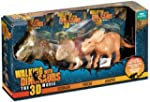Walking With Dinosaurs (Pack of 3)