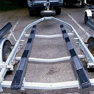Ironwood Pacific E-Z Slide Trailer Pads - Kit 4 by Ironwood Pacific
