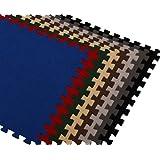 We Sell Mats Carpet Interlocking Floor Tiles 2'x2'