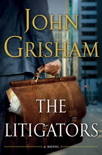 John Grisham's New Novel 'The Litigators' Hits Shelves on October 25, 2011