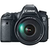 Canon EOS 6D 20.2 MP CMOS Digital SLR Camera with 3.0-Inch LCD bundled with 3.0-Inch LCD + EF 70-300mm f/4-5.6 IS USM Lens and Eyefi Mobi 16GB Class 10 Wi-Fi SDHC Card