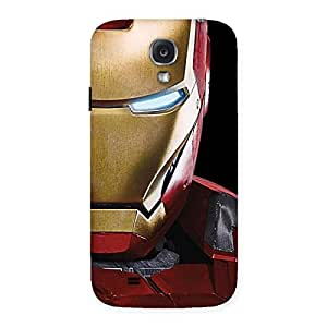 Ajay Enterprises Fill Gnius Print Back Case Cover for Samsung Galaxy S4