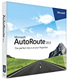 Software - Microsoft AutoRoute Euro 2013 (PC)