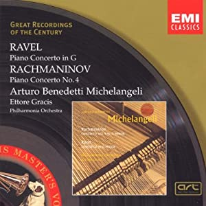 Ravel: Piano Concerto in G; Rachmaninov: Piano Concerto No. 4