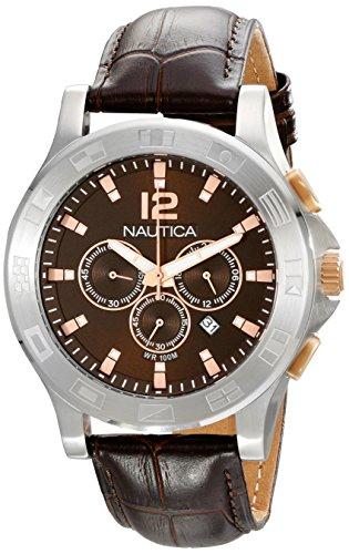 Nautica N22620G - Reloj de pulsera unisex
