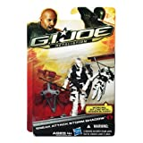 Sneak Attack Storm Shadow GI Joe Retaliation Action Figure