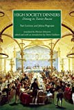 img - for High Society Dinners by Yuri Lotman (2014-10-10) book / textbook / text book