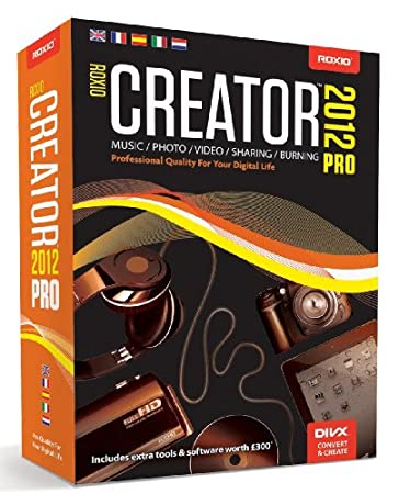 Roxio Creator 2012 Pro (PC)