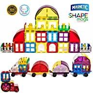 Magnetic Stick N Stack Accessory Set, 100 Pieces