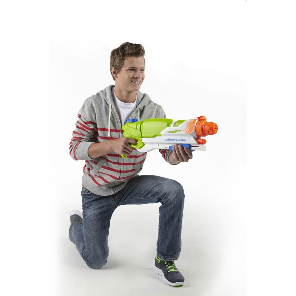 Amazon.com: Nerf Super Soaker Barrage Soaker: Toys & Games