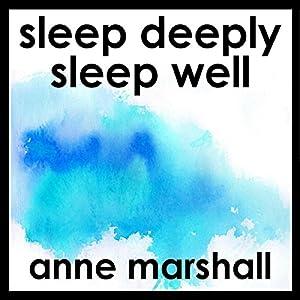 Sleep Deeply, Sleep Well Speech