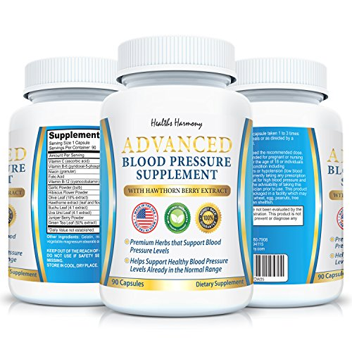 Best Natural Supplement To Lower High Blood Pressure