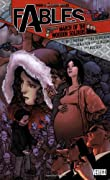 Fables Vol. 4: March of the Wooden Soldiers (Fables (Graphic Novels)) by Bill Willingham cover image