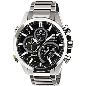 Watch Casio Edifice Eqb-500d-1aer Men´s Black