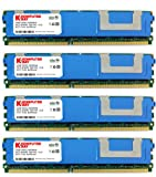 KOMPUTERBAY 16GB (4X4GB) Memory for HP PROLIANT DL160 G5 484062-B21 (DDR2 800MHz PC2-6400 FB)