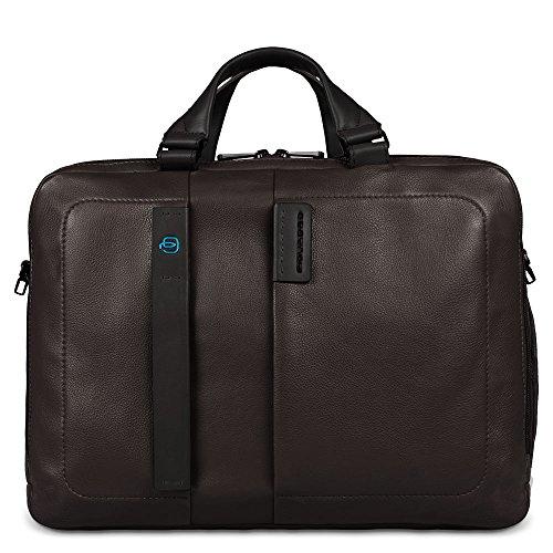 Piquadro borse business marrone travelkit for Piquadro amazon