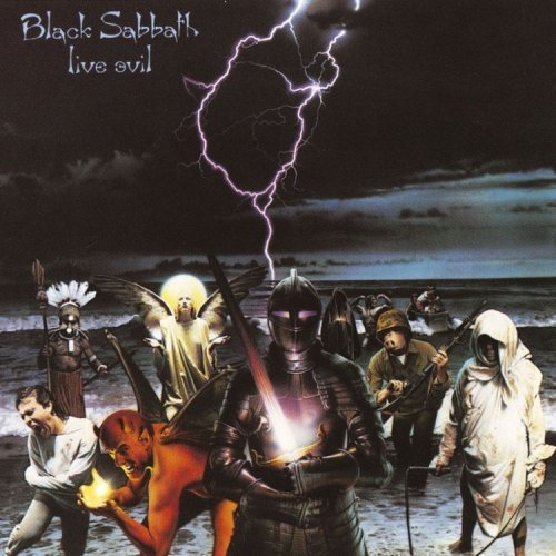 Live Evil (2 CD) by Black Sabbath (2008-10-07)