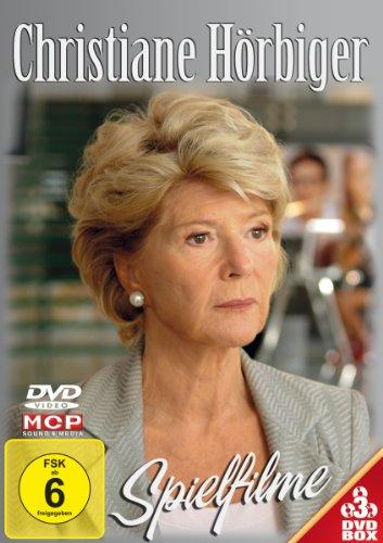 Christiane Hörbiger - Spielfilme - 3DVDs (bestehend aus: Annas zweite Chance, Glücksbringer & Oma wider Willen)