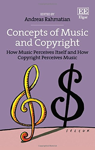 Concepts of Music and Copyright: How Music Perceives Itself and How Copyright Perceives Music