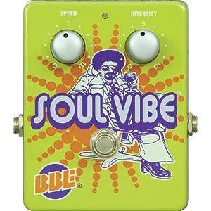 BBE Soul Vibe Analog Univibe Effect