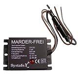 Systafex ® Auto Kfz 12V Marderschutz Marderfrei Marderabwehr Marderstop für