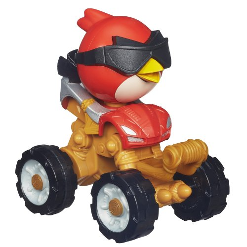 Playskool Heroes Angry Birds Go! Red Bird Basher - 1
