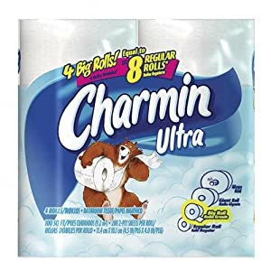 PAG01252 - Charmin Two-Ply Premium Bath Tissue