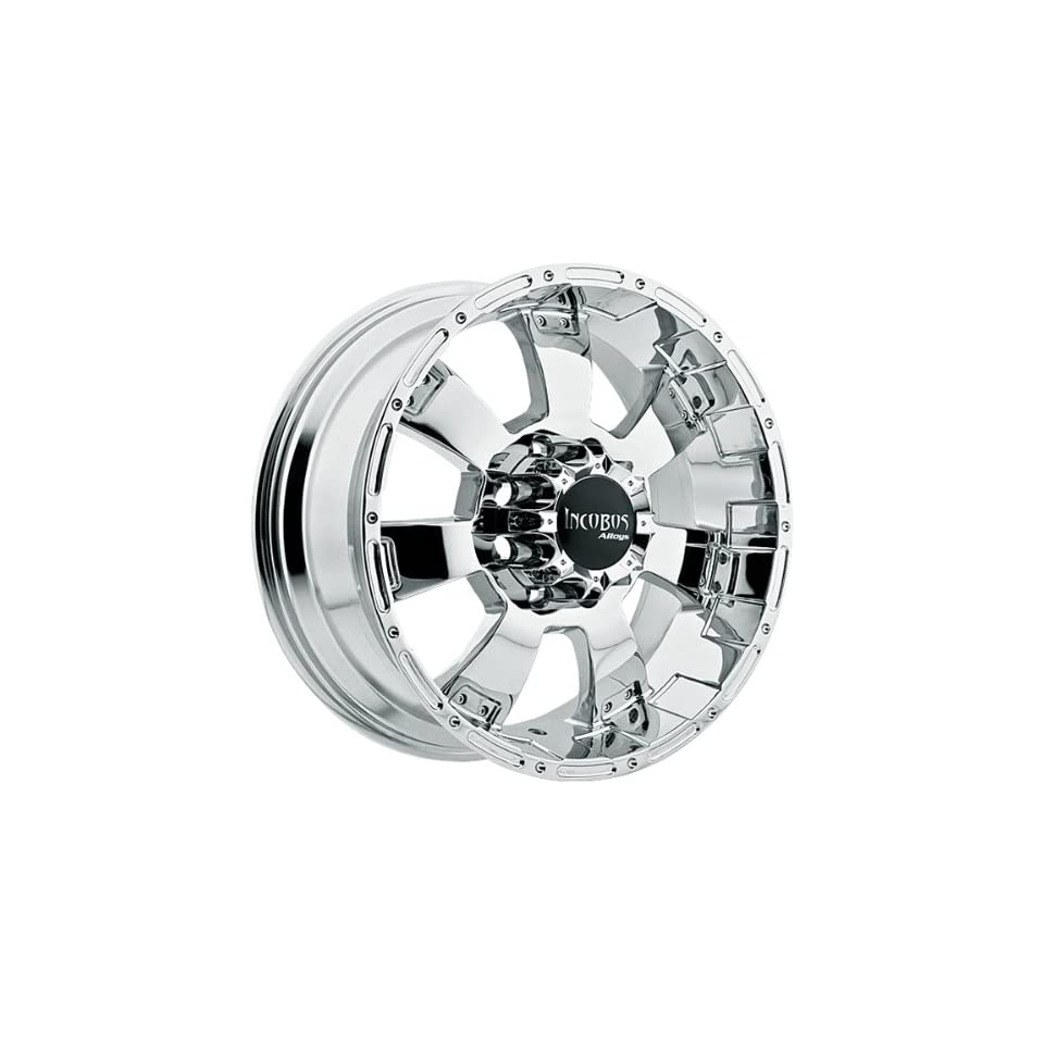 Incubus Krawler 17x9 Chrome Wheel / Rim 5x4.5 with a 12mm Offset and a 83.70 Hub Bore. Partnumber 815790545+12C