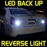 LED WHITE BACKUP REVERSE LIGHT BULBS T10 30SMD A