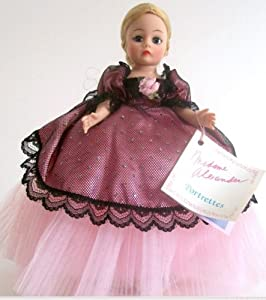 Madame Alexander Portrettes Series Rosette Doll #1115 From 1987