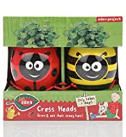 Little Eden Cress Heads