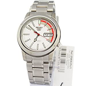 Seiko Men JAPAN 5 Automatic 7S26 SNKK25 SNKK25J1