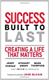 img - for Success Built to Last: Creating a Life that Matters (paperback) book / textbook / text book