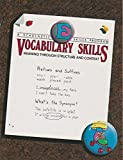 img - for Vocabulary Skills Meaning Through Stucture and Context (A Scholastic Skills Program) book / textbook / text book
