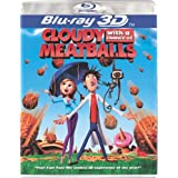 Cloudy with a Chance of Meatballs [Blu-ray 3D] ~ Bill Hader