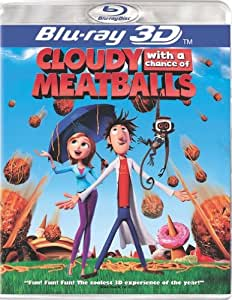 Cloudy with a Chance of Meatballs [Blu-ray 3D]