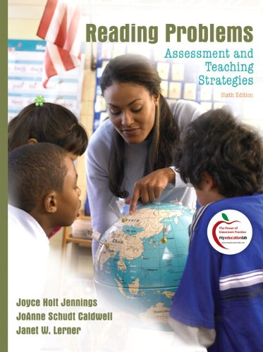 Reading Problems: Assessment and Teaching Strategies (6th...