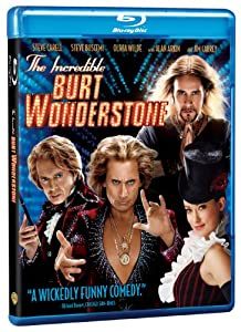The Incredible Burt Wonderstone (Blu-ray+UltraViolet)