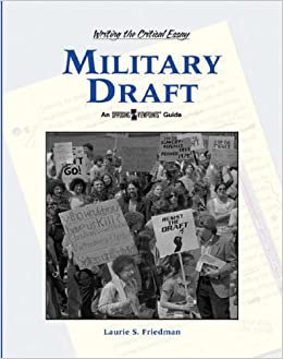 the military draft is unconstitutional essay A military draft is a form of obligatory martial service that supplies the united states armed forces with sufficient men aged between 18 and 25 years.