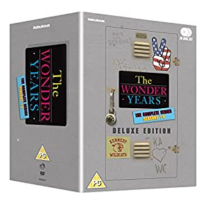 The Wonder Years - The Complete Series: Deluxe Edition (26 disc box set) [DVD]